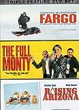 Triple Feature (Fargo / The Full Monty / Raising Arizona)