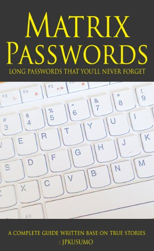 Password: Matrix to Never Forgot Any Password Anymore !! (Elephant's Brain Book 1)