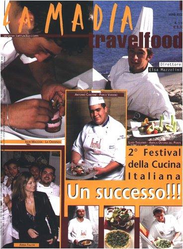 Magazines : La Madia Travelfood