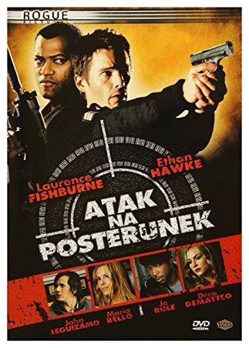 Assault on Precinct 13 [DVD] [Region 2] (English audio) by Ethan Hawke
