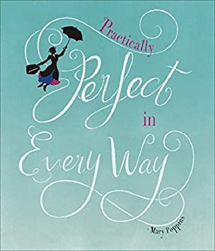 Image result for practically perfect in every way card