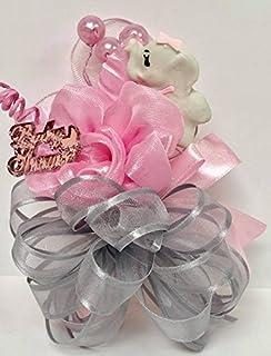 Baby Shower Elephant Corsage Mom To Be Keepsake Gift