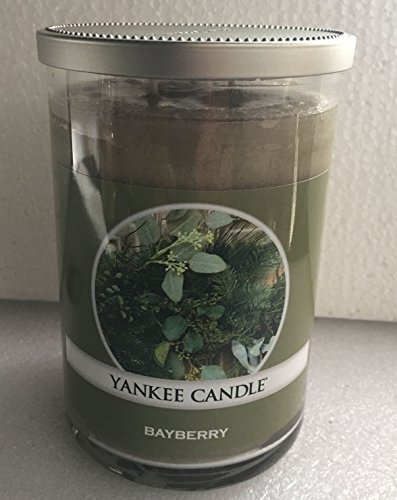 - Yankee Candle Large BAYBERRY 2-Wick Tumbler Candle