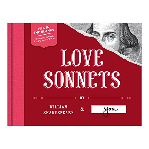 Knock Knock Love Sonnets by William Shakespeare and You (50157) (Best Sonnets By William Shakespeare)