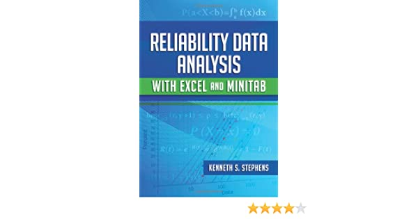 Reliability Data Analysis With Excel And Minitab Pdf