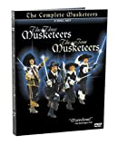 The Complete Musketeers (The Three Musketeers / The Four Musketeers) -  DVD, Rated PG, Richard Lester