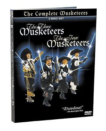 three musketeers 1973 cast