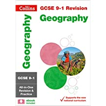 GCSE 9-1 Geography All-in-One Revision and Practice (Collins GCSE 9-1 Revision)