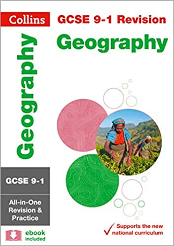 Grade 9-1 Geography All-in-One Complete Revision and