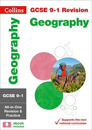 Collins GCSE Revision and Practice: New 2016 Curriculum - GCSE Geography: All-in-one Revision and Practice