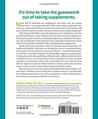 The-Supplement-Handbook-A-Trusted-Experts-Guide-to-What-Works-Whats-Worthless-for-More-Than-100-Conditions