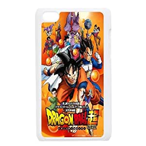 Dacase iPod Touch 4 Cover, dragon ball z Custom iPod Touch 4 Case