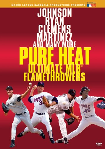 Johnson Mlb Baseball (Pure Heat - Ultimate MLB Flamethrowers)