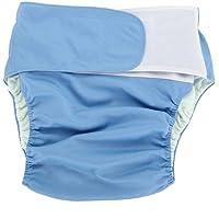 pañales adultos de tela pañal reutilizable lavable ajustable