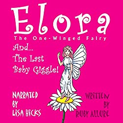Elora, the One-Winged Fairy