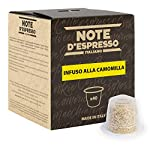 Note D'Espresso Cioccolata all'arancia, Bevanda in capsule, 7 g x 100 Esclusivamente Compatibili con le macchine per…