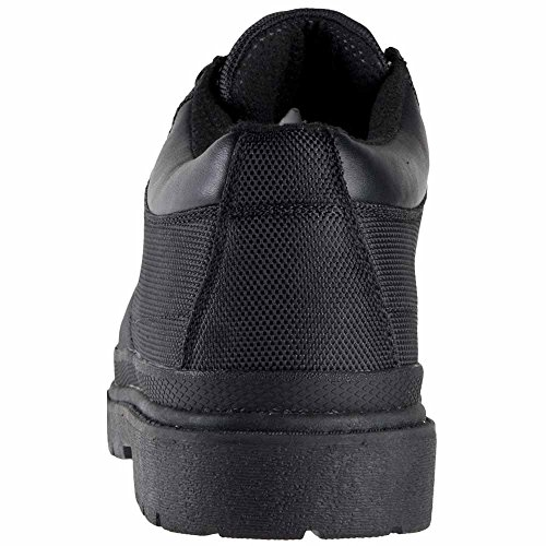 Lugz Men's Drifter Lo Ballistic Boots,Black,6.5 D by Lugz (Image #2)