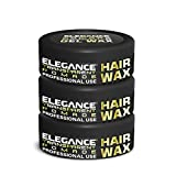 (US) Elegance Transparent Pomade 3PK