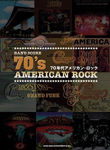 バンド・スコア 70年代アメリカン・ロック[ワイド版] 発売日