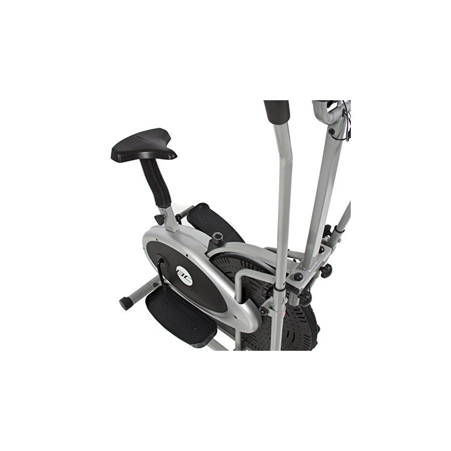 Gracelove Elliptical Bike 2 IN 1 Cross Trainer Exercise Fitness Machine Upgraded Model (Type 1)
