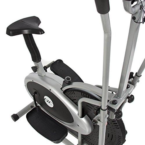 Elliptical Bike Types: Gracelove Elliptical Bike 2 IN 1 Cross Trainer Exercise