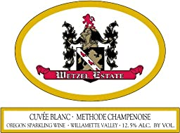 NV Wetzel Estate Cuvee Blanc 750 mL