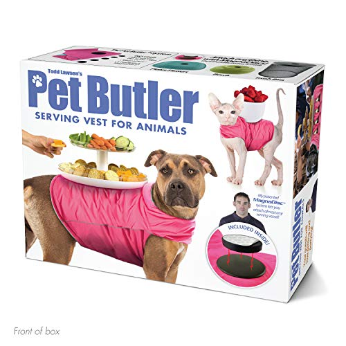 Pet Butler Serving Vest