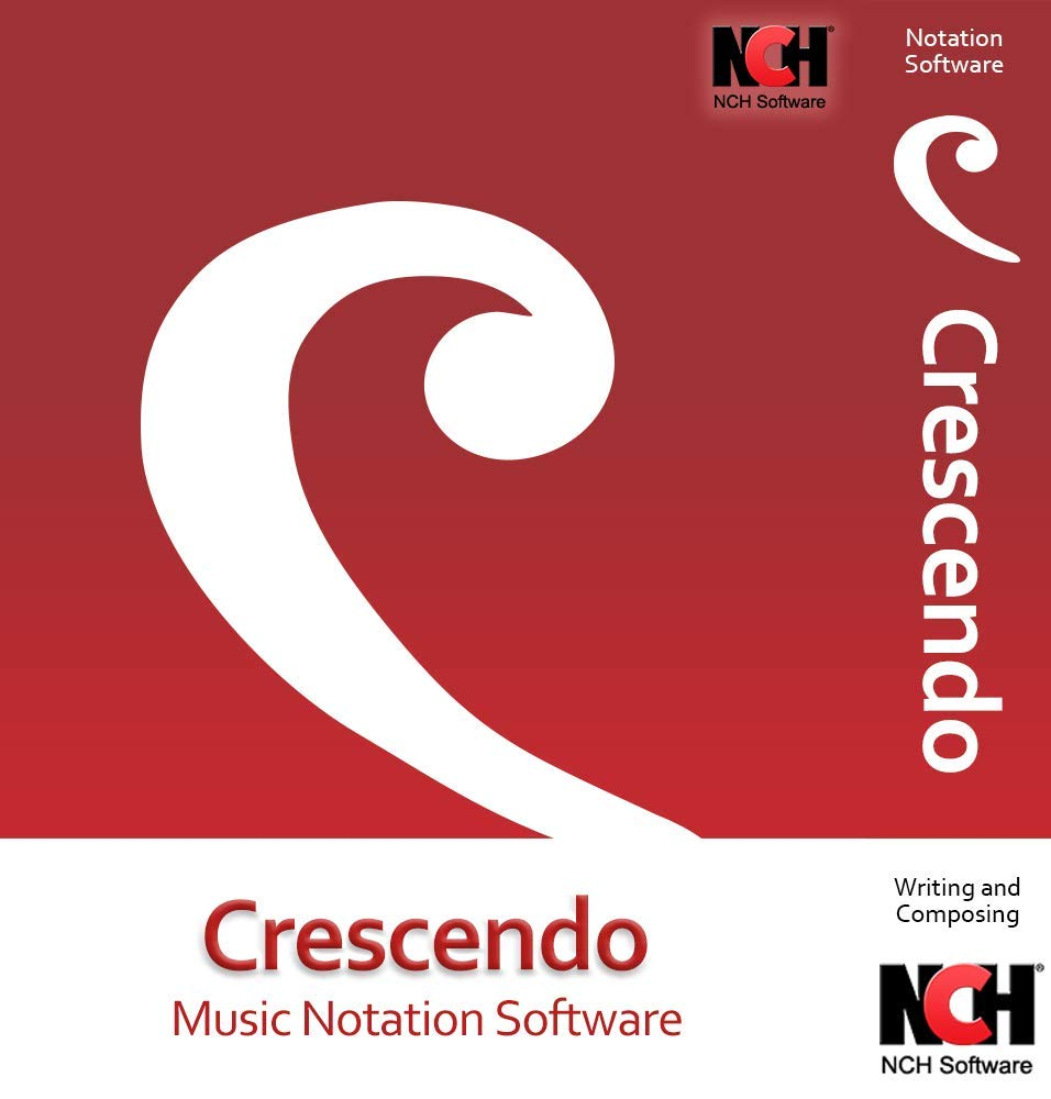 Crescendo Professional Edition for Mac [Mac Online Code] by NCH Software