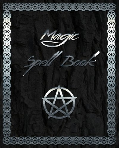 Download Magic Spell Book: Blank Spell Pages pdf epub