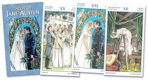 Tarot of Jane Austen: Amazon.es: Diane Wilkes, Lola Airaghi ...