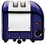 Dualit Classic 2-Slice Toaster, Cobalt Blue