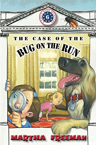 book cover of The Case of the Bug on the Run