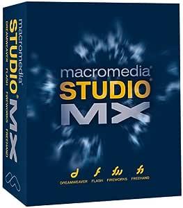 Macromedia Studio MX-Win Upgrade from 1 Macromedia product