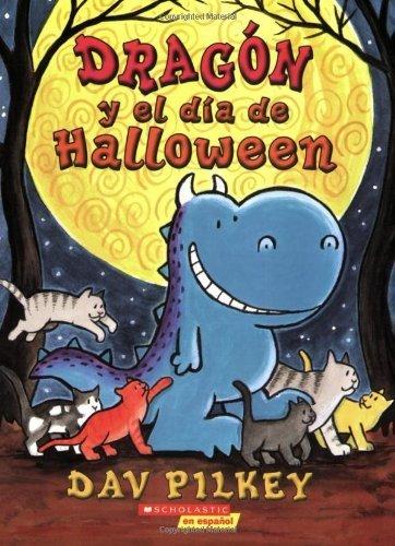 Drag?n Y El Halloween: (Spanish language edition of Dragon's Halloween) (Spanish Edition) by Dav Pilkey (2009-07-01)]()