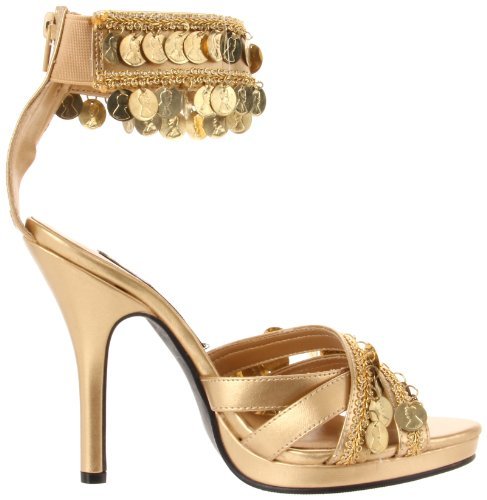 Funtasma Strap Ankle 03 Gypsy Women's Gold rw6PrC