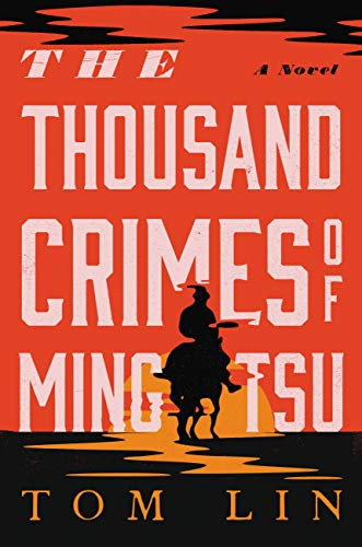 Book Cover: The Thousand Crimes of Ming Tsu