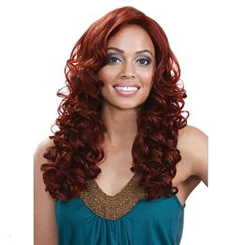 BOBBI BOSS Lace Front Wig - MLF39 HENNA (#1139)