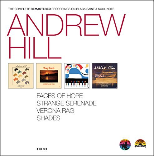Price comparison product image Andrew Hill - Complete Recordings on Black Saint & Soul Note by Andrew Hill (2015-08-03)