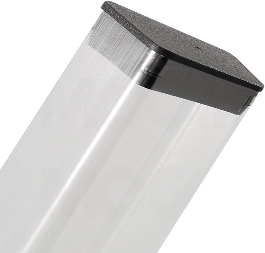 Cleartec SBRCT00610 - Tubo para empotrar en la pared (5/8