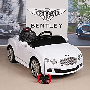 Amazon Com Big Toys Direct Bentley Gtc 12v Kids Ride On Battery