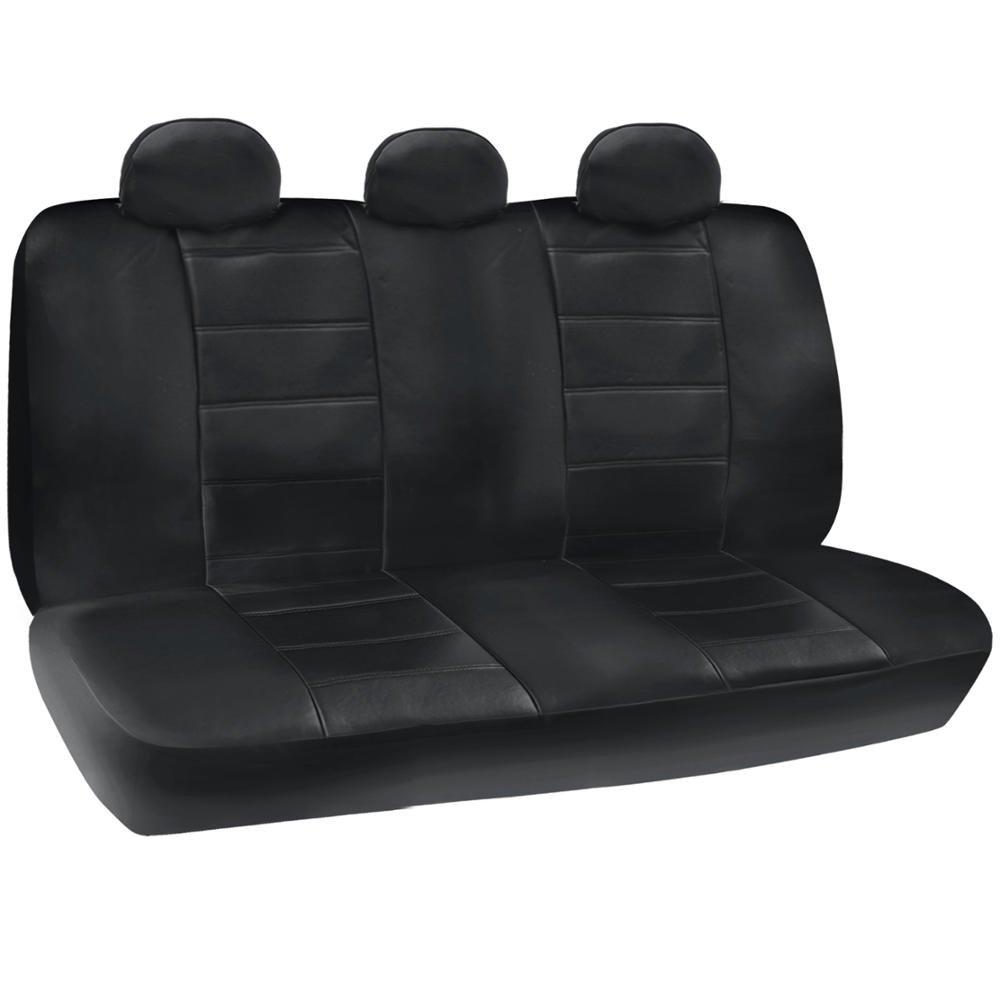 Amazon.com: Funda para asientos de polipiel premium. Cuero ...