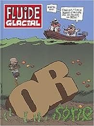 Fluide Glacial, Intégrale Or série, tomes 1 à 3 par  Gotlib