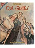 img - for Pendones del Humor numero 075: Que gente book / textbook / text book