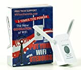 Wifi On Steroids WF-101 WiFi Booster