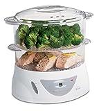 Rival FSD200 8-Quart Digital Food Steamer
