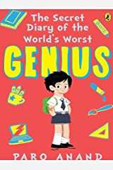 The Secret Diary of World's Worst Genius Kindle Edition