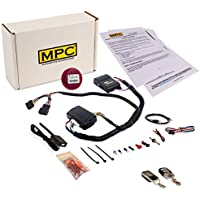 MPC PREWIRED Plug & Play 2 Way Remote Starter Kit - Fits GM Vehicles [2007-2017]
