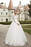 WeddingDazzle Wedding Dresses Ball Gown Sweetheart
