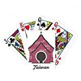 beatChong Taiwan Sun Moon Lake Travel Poker Playing Card Tabletop Board Game Gift