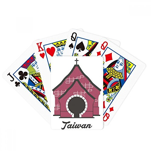 beatChong Taiwan Sun Moon Lake Travel Poker Playing Card Tabletop Board Game Gift by beatChong